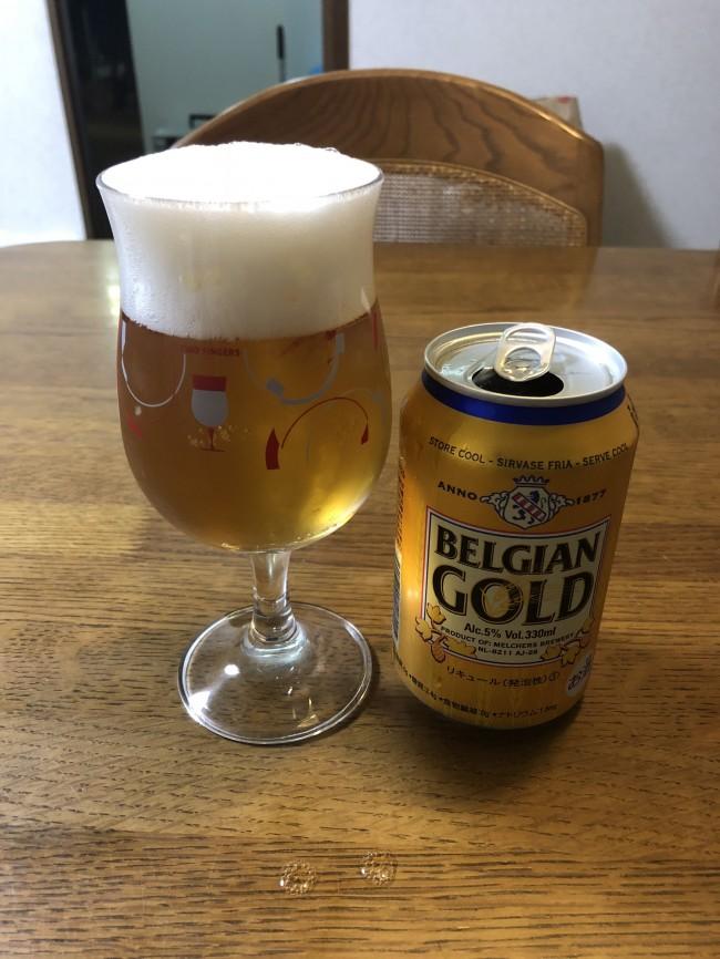 コストコで購入したベルギービール